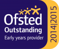 Ofsted Outstanding Early Years 2014-2015