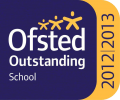 Ofsted Outstanding School 2012-2013